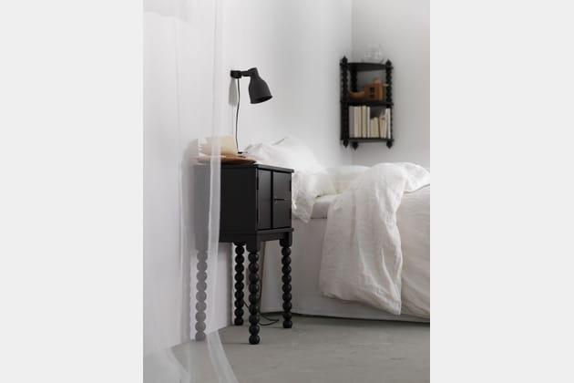 Table de chevet Ryssky d'IKEA