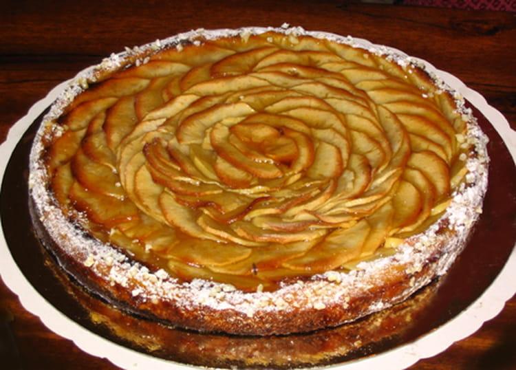 recette de tarte aux pommes poires et coings la recette. Black Bedroom Furniture Sets. Home Design Ideas