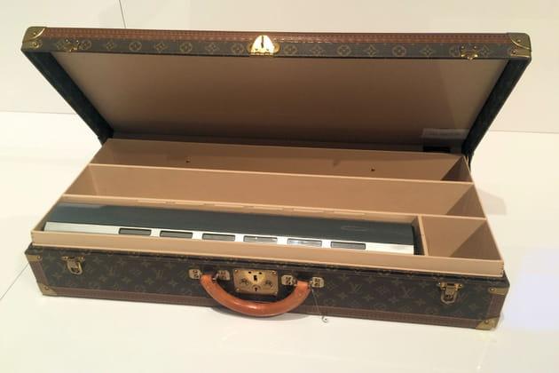 La mallette Louis Vuitton de Roger Tallon