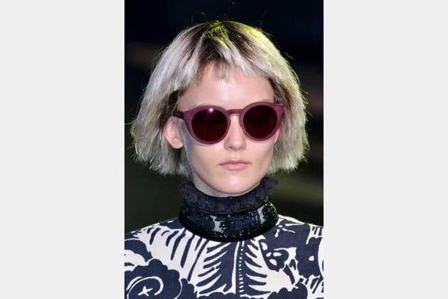 Les lunettes rondes de Marc Jacobs