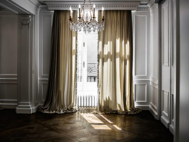 Un espace confidentiel façon palace