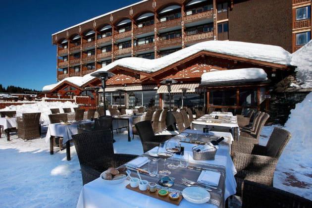 Hôtel***** Alpes Hôtel Pralong
