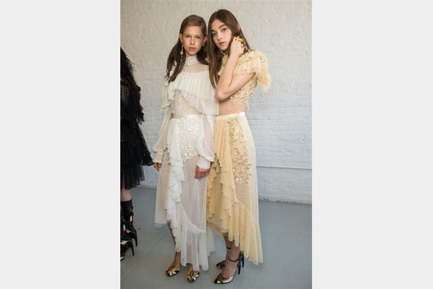Rodarte (Backstage) - photo 32