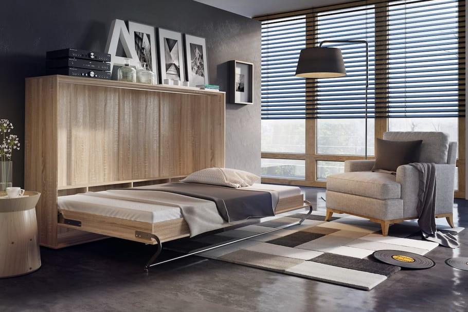 Choisir un lit escamotable