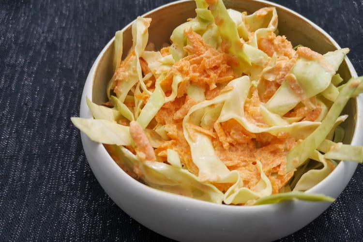 Salade de chou Coleslaw : la meilleure recette