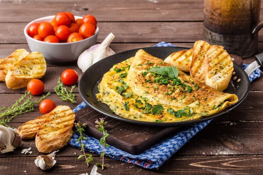 Comment faire une omelette à l'ail... sans ail?