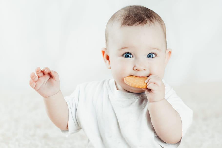 Le bébé de 6 mois