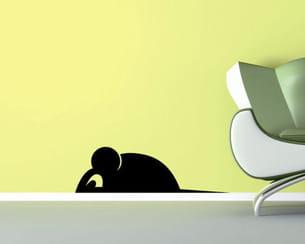 sticker 'mouse' de méchant vinyl