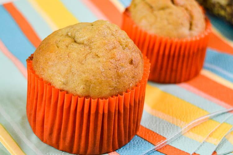 Muffin healthy à la banane