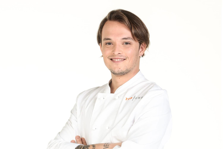Jarvis Scott: le rocker de Top Chef