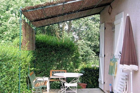 La terrasse anglaise for Lustre terrasse exterieur
