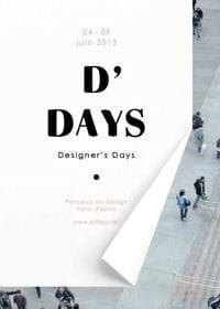 d days