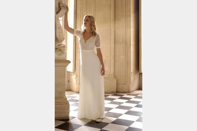 Robe de mariée Katarina, Marie Laporte 2020