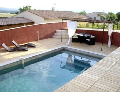 la piscine de tina