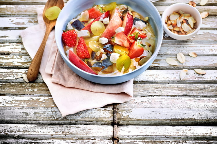 Fruity bowl et Caprice des anges