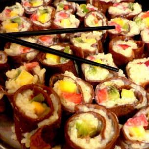 sushis sucrés