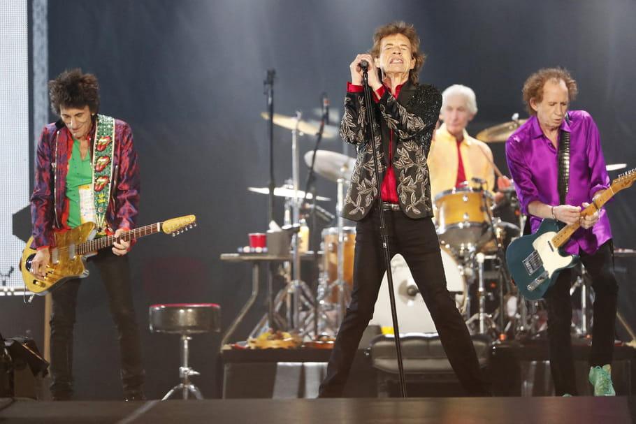 Les Rolling Stones menacent d'attaquer Donald Trump en justice