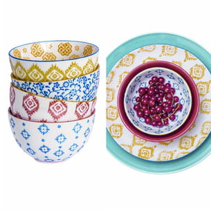 Ethnique chic - Galeries lafayette vaisselle ...