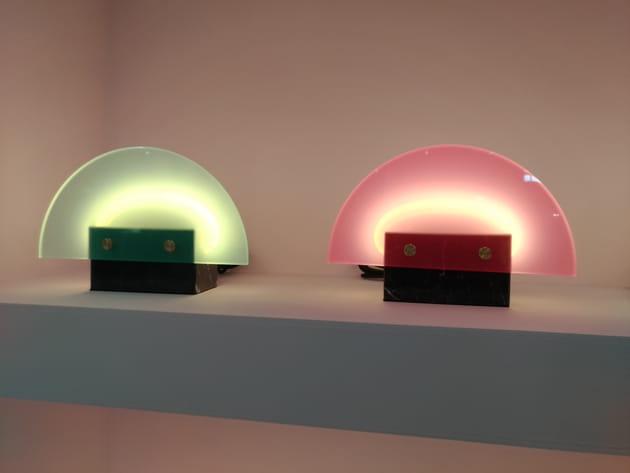 La lampe Vice par Lucie Kaas