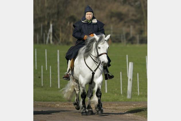 Encore et toujours à cheval