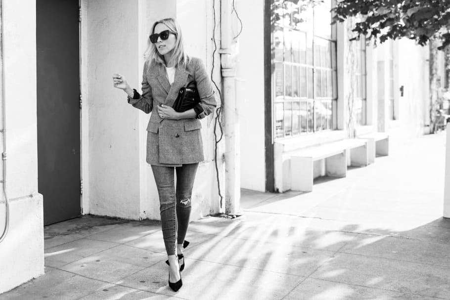 Le look blogueuse de la semaine: Damsel in Dior, rentrée en beauté