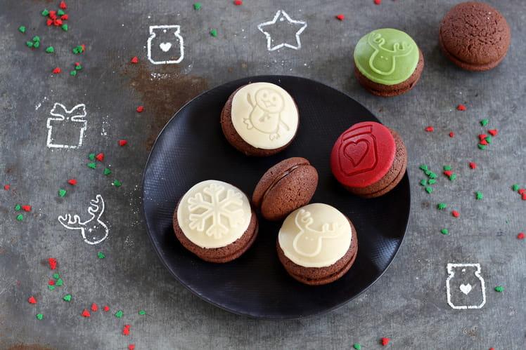Whoopies de Noël au Nutella®