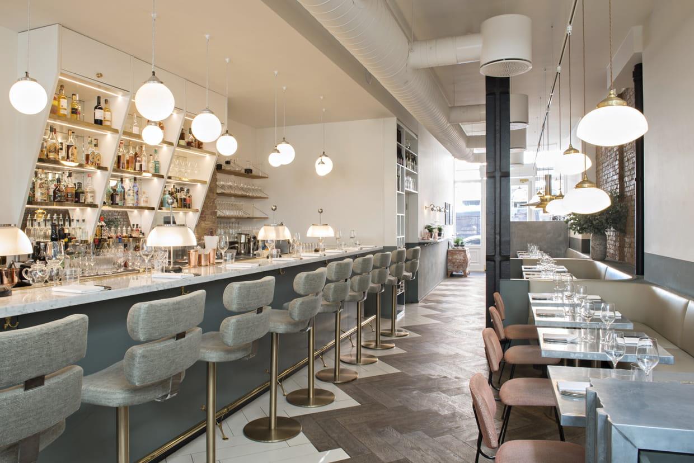 Emilie bonaventure agence be attitude for Cafe du jardin covent garden