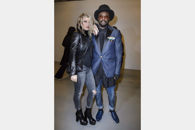 Fergie Duhamel et Will.i.am