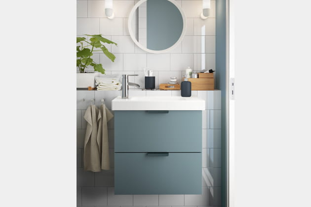 Meuble lavabo Godmorgon / Odensvik par Magnus Elebäck pour IKEA