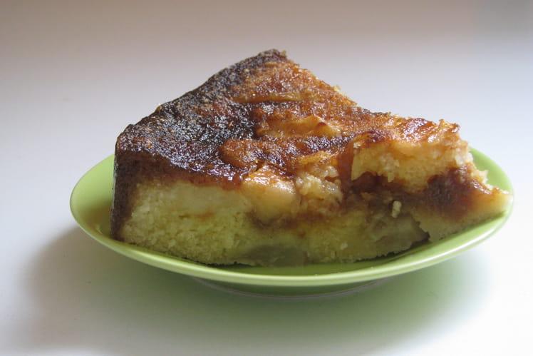 Gâteau aux poires ou pommes