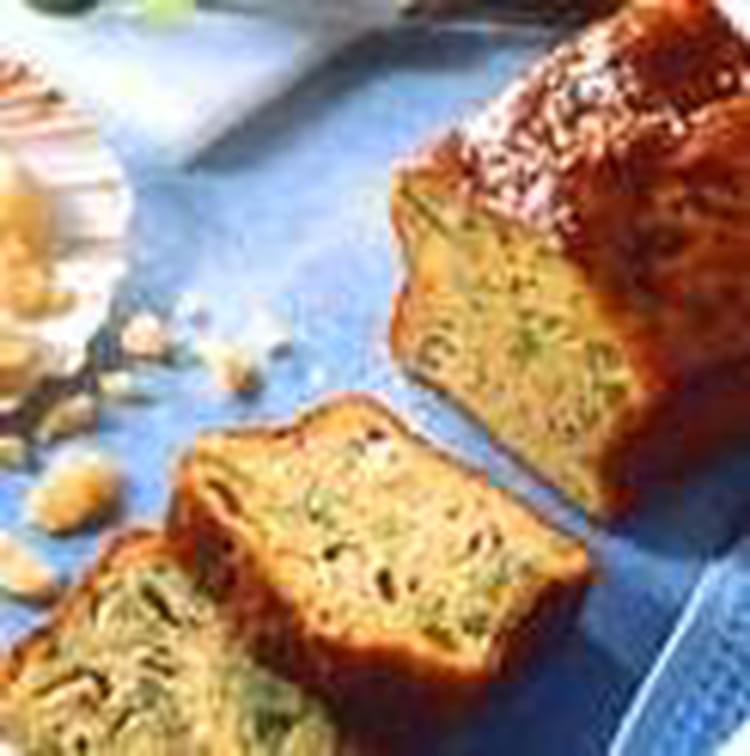 Recette Cake St Jacques Poireaux