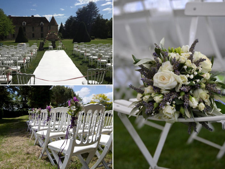 Des mariages d 39 t vus par des wedding planner - 65 ans de mariage noce de quoi ...