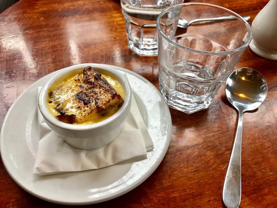 Pudding: du beurre, à la bonne heure!