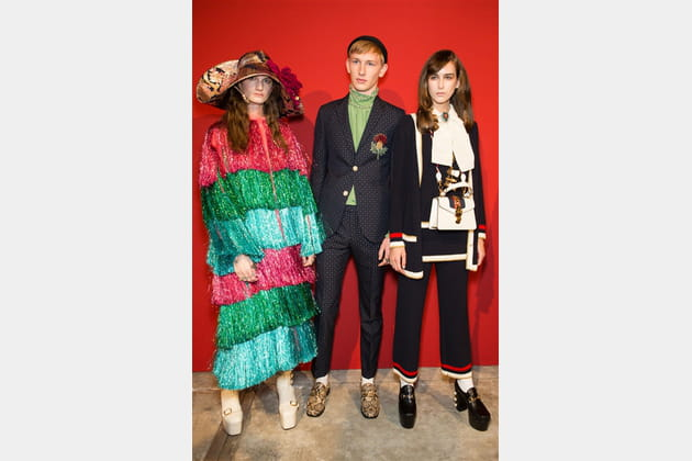 Gucci (Backstage) - photo 39