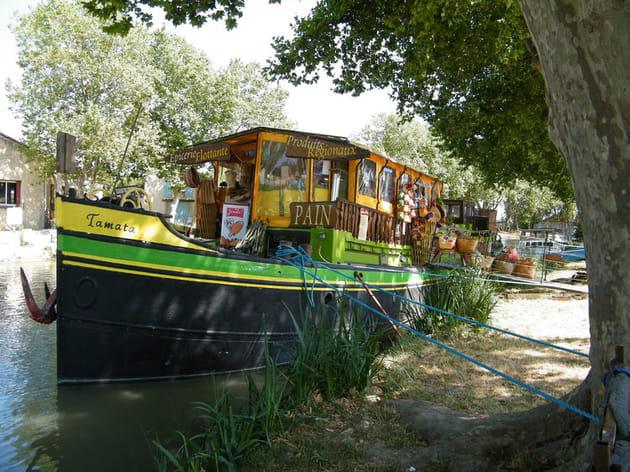 Le port du Somail