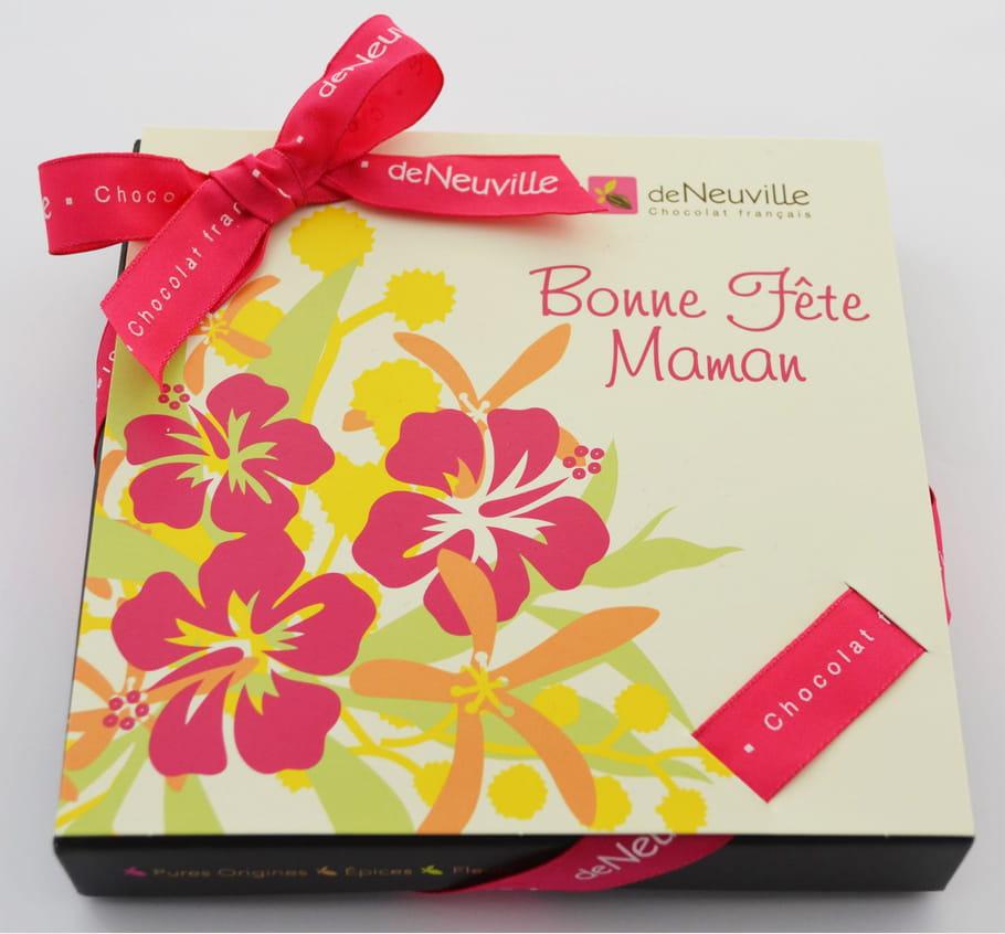 Coffret initiation Chocolat de De Neuville
