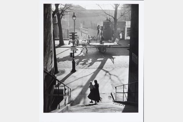 Avenue Simon Bolivar - Paris, 1950