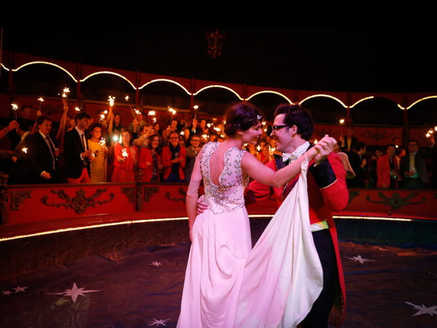Les mariés: des envies originales
