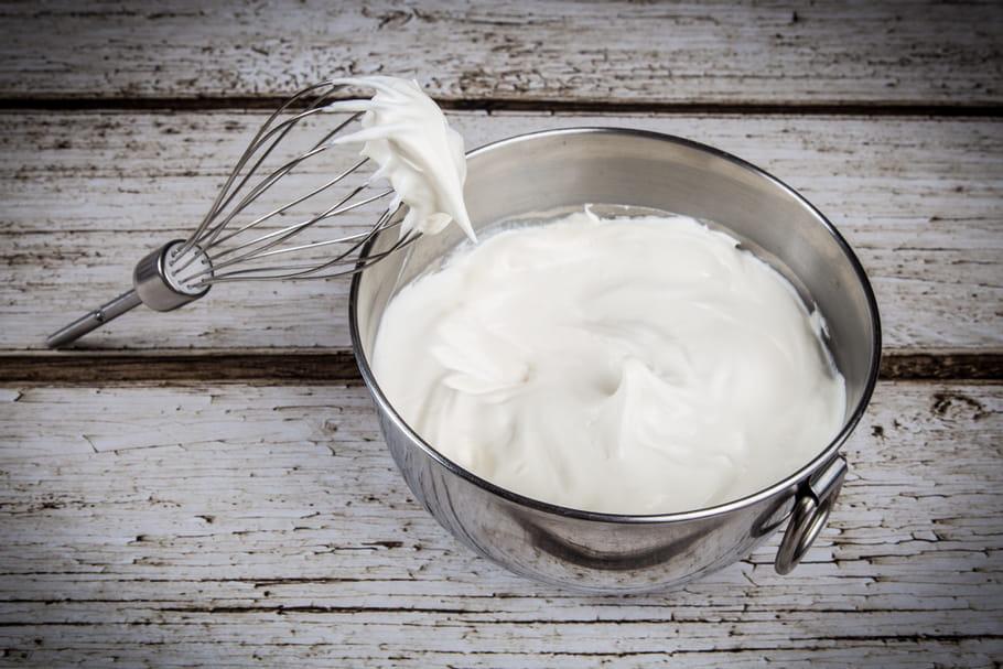 Comment faire crème chantilly inratable