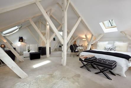 Chambre du Clarance Lille
