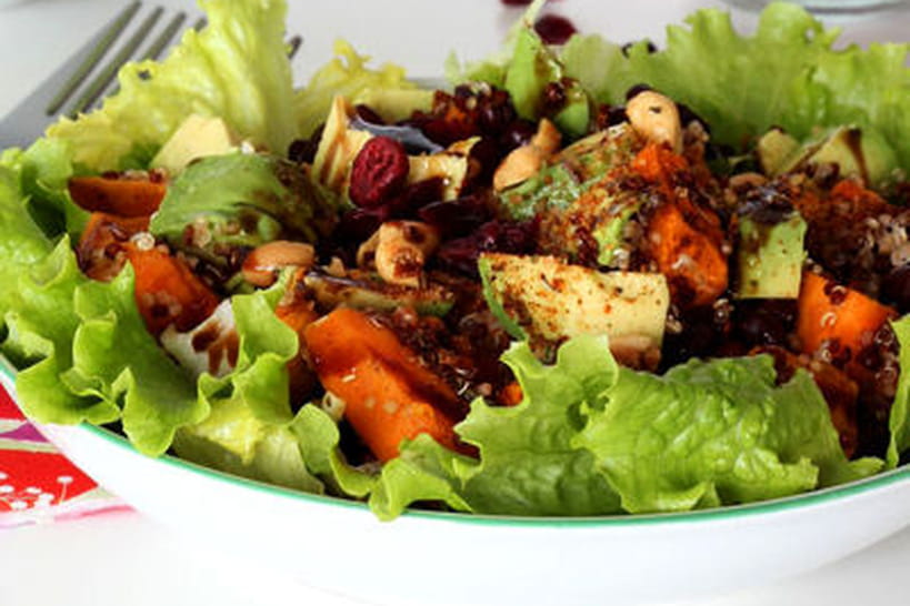 Recettes au quinoa