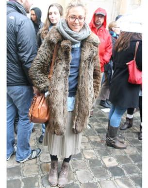 streetlook, dior, lundi 24 janvier 2011
