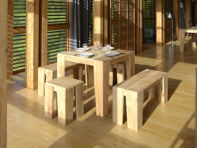 bud table banc