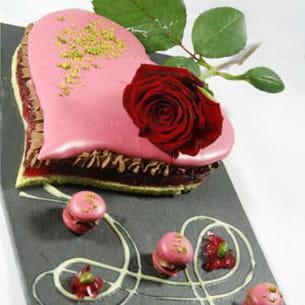 macaron griottes : au coeur du plaisir