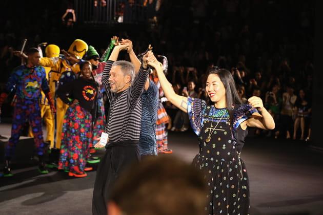 Kenzo x H&M: le défilé évènement