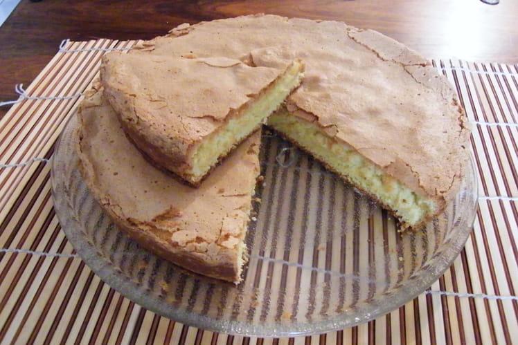 Biscuit de Savoie aux zestes d'agrumes