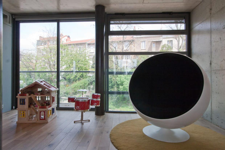 Avec vue sur le jardin for Prix installation verriere