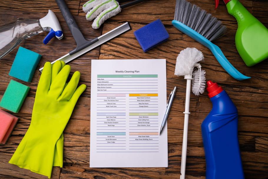 La méthode FlyLady: routines pour un ménage par zones simplifié