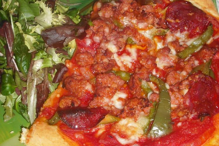 Pizza POTUS de B. Obama