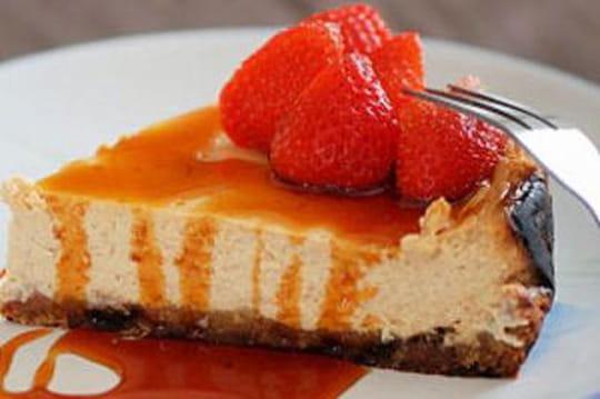 20recettes de cheesecakes par Christelle Milesi